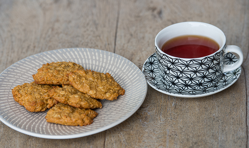 Kit's Anzac Biscuits