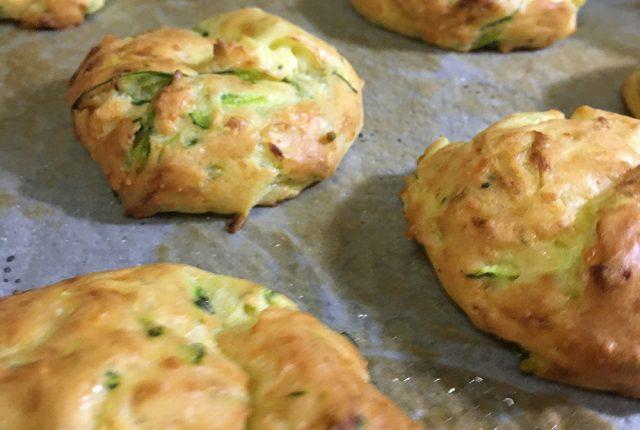 swamp cheese (zucchini) fritters